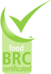 Food BRC certificated
